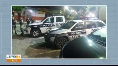 Cinco pessoas presas na Paraíba, acusadas de crimes sexuais - A Operação Inimigo Íntimo combate crimes ligados à violência contra a mulher, criança e adolescente e crimes sexuais.