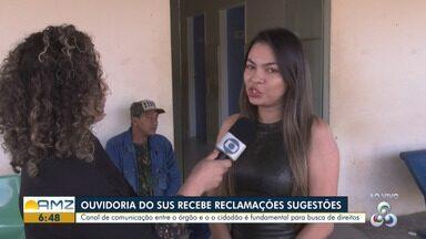 Sesau oferta serviço de ouvidoria do SUS a reclamações e sugestões em RR - Serviço é um canal entre o cidadão e o órgão público.