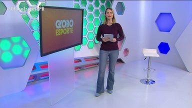 Confira a íntegra da edição do Globo Esporte-PR desta quarta-feira, 21/8 - Confira a íntegra da edição do Globo Esporte-PR desta quarta-feira, 21/8