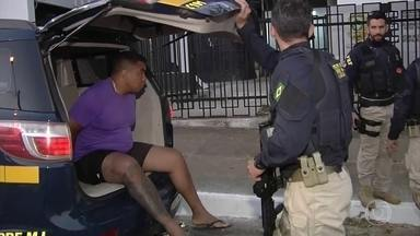 41 pessoas são presas suspeitas de integrar quadrilha de homicídios, tráfico e roubos - As prisões foram feitas na manhã desta quinta-feira (22), em Goiás.
