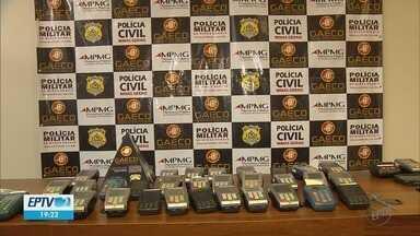 Policial civil é preso suspeito de receber propina em jogo do bicho em Pouso Alegre, MG - Policial civil é preso suspeito de receber propina em jogo do bicho em Pouso Alegre, MG