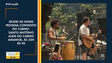 Agenda Cultural: veja as principais opções de lazer para este fim de semana em Salvador - Harmonia do Samba e Agosto Cachoeira do Blues estão entre os destaques.