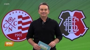 Globo Esporte/PE (23/08/2019) - Globo Esporte/PE (23/08/2019)
