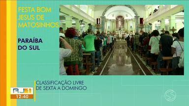 Diversão e Arte traz opções de lazer e cultura no Sul do Rio - Parte 1 - Encontrinho Pet, Festa do Bom Jesus de Matosinhos e Circo Estoril são destaques do fim de semana.
