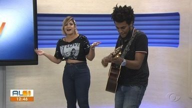 Tarcy Monteiro faz show nesta sexta-feira em Maceió - Artista canta forró romântico.