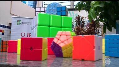 IFPI realiza o Teresina Open de Cubo Mágico - IFPI realiza o Teresina Open de Cubo Mágico