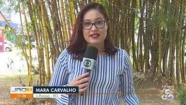 Prevenção contra o sarampo - Vacinação começou ontem em Ji-Paraná.