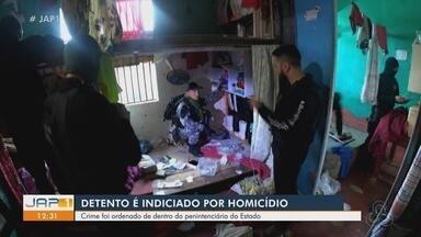 Polícia indicia mulher e detento por participação na morte de assessor político em Macapá - Operação aconteceu na manhã desta sexta-feira (23) e cumpriu mandados de busca e apreensão no Iapen e na residência da suspeita.