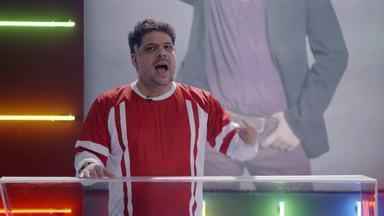 'Choque de Cultura Show' comenta 'Capitão América 2' - O herói com o menor poder, um drama total.