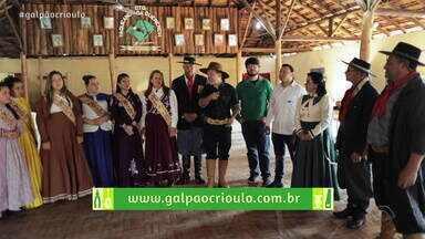 Reveja o quinto bloco do Galpão Crioulo - Assista ao vídeo.