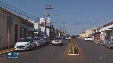 USP monitora tremores de terra em Sales Oliveira, SP - Engenheiros especializados instalaram aparelhos de medição.