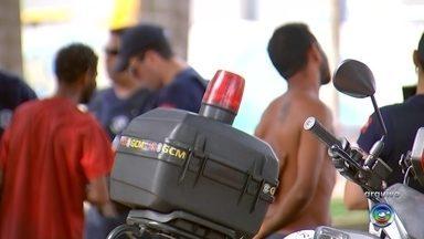 TCE confirma legalidade de concurso da GCM que contratou 111 agentes em Rio Preto - O Tribunal de Contas do Estado aceitou a defesa da Prefeitura de Rio Preto e arquivou a análise que questionava detalhes do concurso que contratou 111 agentes pra guarda civil em 2014.