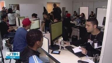 Cartórios eleitorais fazem alerta para o cadastro de biometria - Em Cubatão, Itanhaém, Mongaguá e Peruíbe, biometria é obrigatória. Cubatão é a cidade com menor adesão.