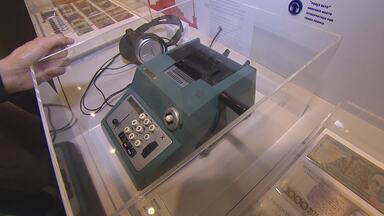 Museu da CDL conta a evolução do comércio em Belo Horizonte - São vídeos, fotos, documentos e objetos que contam a história de como foi formada a capital mineira.