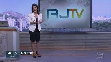 RJ1 - Edição de terça-feira, 27/08/2019 - O telejornal, apresentado por Mariana Gross, exibe as principais notícias do Rio, com prestação de serviço e previsão do tempo.