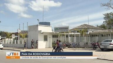 MP apura denúncias contra más condições no PAM da Rodoviária em Guarujá - Foi assinado um termo de ajustamento de conduta para que todos os problemas apontados sejam resolvidos.