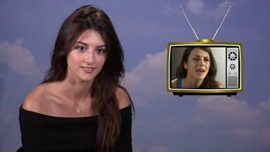 Primeiro teste de Anaju Dorigon - Atriz participou do Cena Aberta. Relembre!