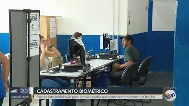 Cadastramento biométrico tem baixa procura em cartórios na comarca de Itajubá (MG) - Cadastramento biométrico tem baixa procura em cartórios na comarca de Itajubá (MG)