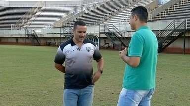 Conheça o novo técnico do Votuporanguense que comandará o clube na Série A2 2020 - Conheça o novo técnico do Votuporanguense para a Série A2 2020