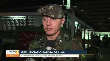 Exército se pronuncia sobre Operação Verde Brasil 17 - Exército se pronuncia sobre Operação Verde Brasil 17