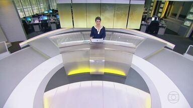 Jornal Hoje - Edição de quarta-feira, 28/08/2019 - Os destaques do dia no Brasil e no mundo, com apresentação de Sandra Annenberg.