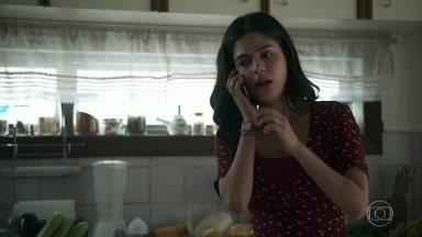 Laila recebe um telefonema do Padre Zoran - Ele conta que Jean está hospitalizado e pede para irem visitá-lo
