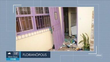 Giro de notícias: homem é preso suspeito de matar mulher a facadas em Florianópolis - Giro de notícias: homem é preso suspeito de matar mulher a facadas em Florianópolis