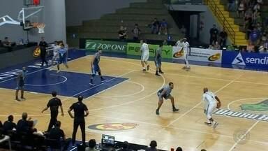 Bauru bate Rio Claro e volta a vencer no Paulista de basquete - Partida realizada no ginásio Panela de Pressão terminou com o placar de 71 a 70 para os bauruenses. O Bauru volta a jogar pelo estadual no próximo domingo, às 18h, contra Corinthians, novamente em casa.