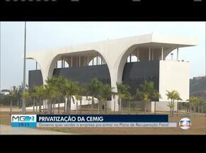 Investidores procuram informações sobre privatização da Cemig - Companhia lucrou mais de R$ 3 bilhões no último semestre.