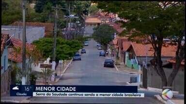 Divinópolis é a cidade com mais habitantes da região, segundo estimativa do IBGE - São 238.230 pessoas conforme os dados divulgados nesta quarta-feira (28), um aumento de 25.214 pessoas em relação ao última censo divulgado. Serra da Saudade continua como a menos populosa do Brasil.