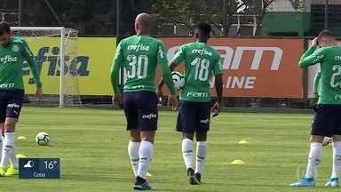 Palmeiras sofre a terceira eliminação em 2019 - Foco do time agora é conquistar o Brasileirão.