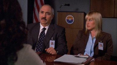 A Noite do Lobo - Allison está convencida de que uma testemunha fez o retrato falado errado do suspeito que matou o noivo dela. Intrigada, Allison decide buscar o assassino real.