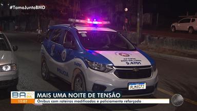 Perigo: após morte de adolescente no bairro, policiamento em São Marcos é reforçado - Moradores passaram por mais momentos de tensão na noite de quinta-feira (29).