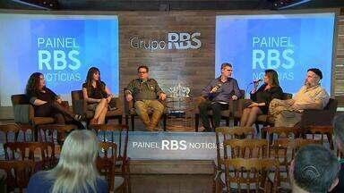 Veja como foi o Painel RBS Notícias na tarde desta sexta-feira (30), na Expointer - Assunto do debate foi o turismo rural.