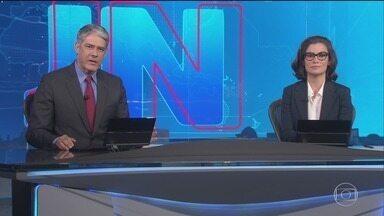 Jornal Nacional, Íntegra 30/08/2019 - As principais notícias do Brasil e do mundo, com apresentação de William Bonner e Renata Vasconcellos.