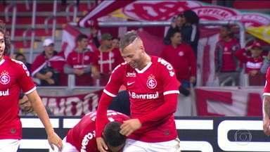 Nico Lopez desencanta e Bahia e Athetico também vencem em casa - Nico Lopez desencanta e Bahia e Athetico também vencem em casa
