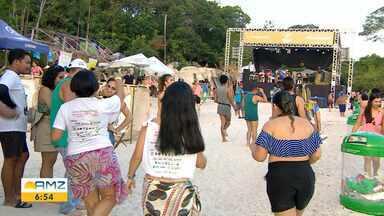 'Tarumã Alive' une música, esporte e preservação ambiental em Manaus - Evento reuniu centenas de pessoas.