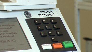 Eleitores de Riachão do Dantas escolhem nova prefeita para o município - Simone Andrade (PCdoB) foi eleita com 56,61% dos votos.