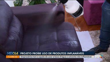 Vereadores querem proibir produtos inflamáveis para impermeabilização - O projeto foi aprovado, em primeira discussão, na Câmara de Vereadores de Curitiba.