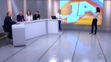 Confira os destaques do esporte no Jornal do Almoço nesta segunda-feira (2) - Assista ao vídeo.
