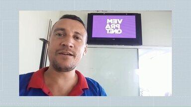 Meio Dia Paraná volta já - Participe também enviando um vídeo para o aplicativo Você na RPC.