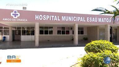 Homens armados invadem hospital municipal em Vitória da Conquista - Pacientes e profissionais de saúde entraram em pânico.