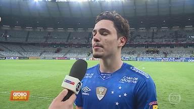 Com gol do jovem Maurício, Cruzeiro vence o Vasco e chega a três jogos de invencibilidade - Com gol do jovem Maurício, Cruzeiro vence o Vasco e chega a três jogos de invencibilidade