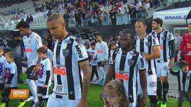 Cleiton falha, e Atlético-MG chega a terceira derrota seguida no Campeonato Brasileiro - Cleiton falha, e Atlético-MG chega a terceira derrota seguida no Campeonato Brasileiro
