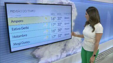 Com chuva, nível do Rio Piracicaba sobe 58 centímetros; veja previsão do tempo - Chuvas devem permanecer em algumas cidades da região de Campinas (SP).