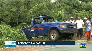 """Vítimas de acidente com transporte escolar receberão indenização de R$ 2,3 milhões - Valores serão pagos em seis parcelas. Oito estudantes morreram ao serem transportados por """"pau-de-arara"""" no município de Bacuri."""