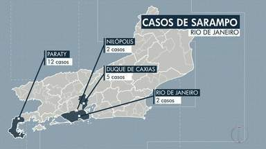 Secretaria de Estado de Saúde investiga morte por sarampo em Petrópolis - Mulher de 32 anos morava no Independência e morreu no dia 30 de agosto, no Hospital Unimed.