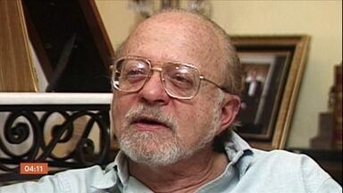 Corpo do ex-governador de São Paulo, Alberto Goldman, é enterrado - Goldman enfrentava um câncer na região cervical.