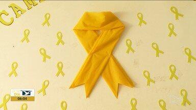 Imperatriz realiza campanha 'Setembro Amarelo' - Atividades são voltadas para os cuidados com a saúde mental e emocional, além de esclarecimentos de sintomas da depressão.