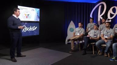 Episódio 3: Inovação como forma de entregar novas soluções - Raul César do Grupo ABL e Tiago Gavassi da Panic Lobster conversam sobre novas ideias com as startups
